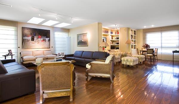 Ambassador agencia inmobiliaria madrid venta de casas - Salones con dos ambientes ...