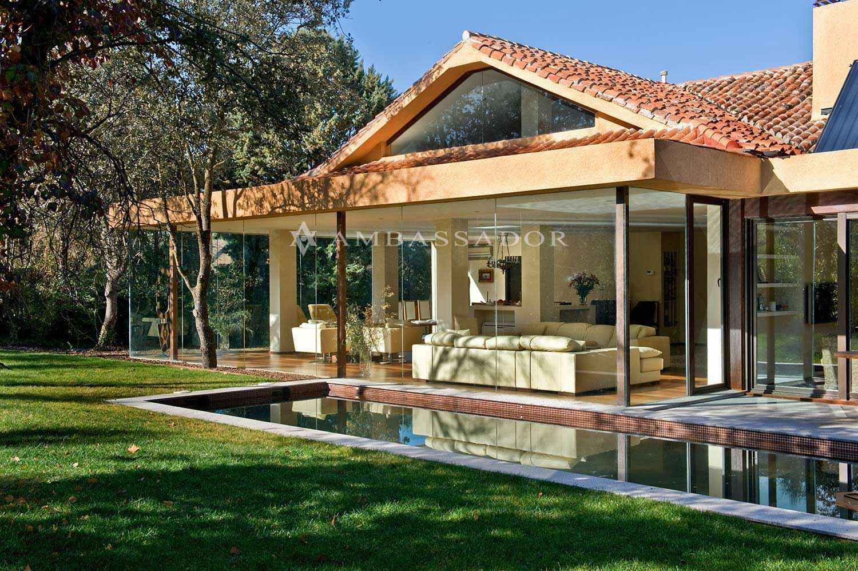 Fantástica casa situada en la mejor zona de La Moraleja