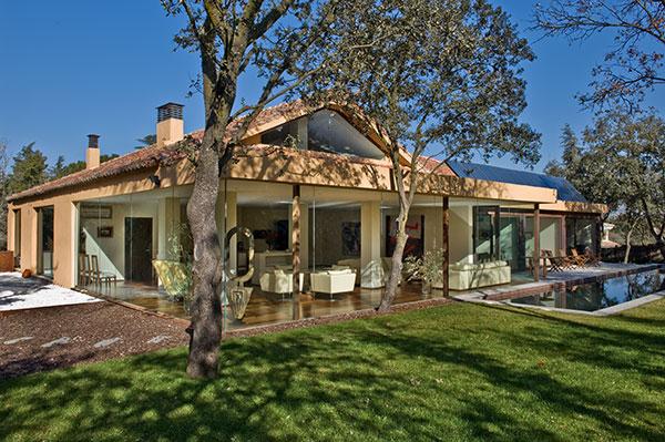 Ambassador agencia inmobiliaria madrid venta de casas - Urbanizacion la moraleja ...