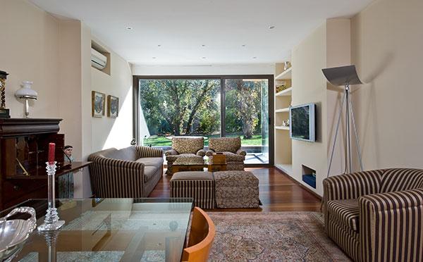 Ambassador agencia inmobiliaria madrid venta de casas for Cocina salon comedor integrados