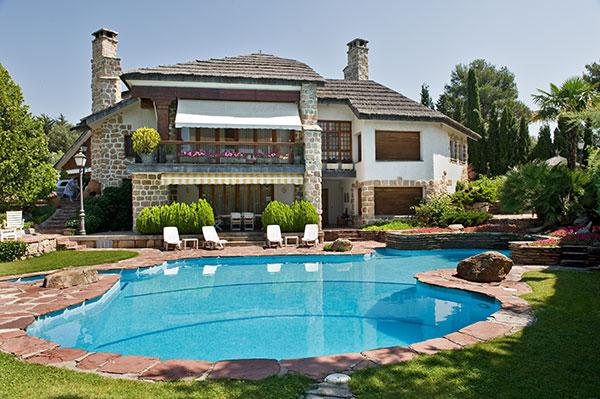 Ambassador agencia inmobiliaria madrid venta de casas - Casas de lujo en san sebastian ...