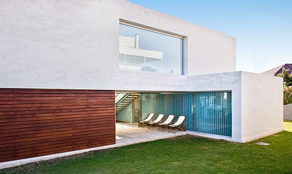 Ambassador agencia inmobiliaria madrid venta de casas pisos y chalets de lujo - Chalet diseno moderno ...