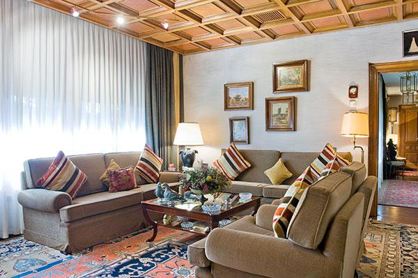 Baños Lujo Vestidores: Agencia Inmobiliaria Madrid Venta de casas, pisos y chalets de lujo