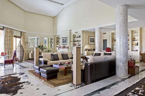 Ambassador agencia inmobiliaria madrid venta de casas for Pisos de lujo en madrid