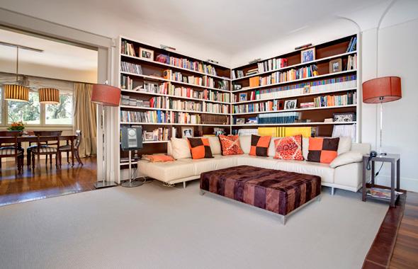Ambassador real estate - Librerias salon modernas ...