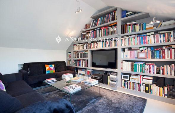 Ambassador real estate for Desarrollar una gran sala de estar