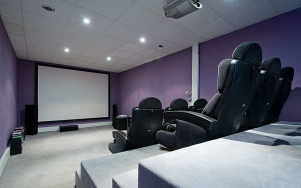 Sillones cine en casa cine en casa sillones salas de tv ideas de muebles decorar tu casa ideas - Butacas cine en casa ...