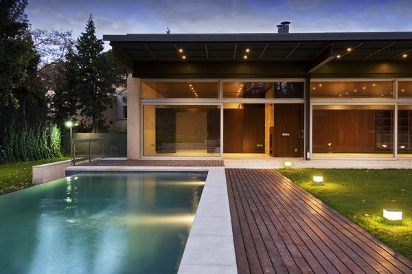 Ambassador agencia inmobiliaria madrid venta de casas - Chalets de lujo madrid ...