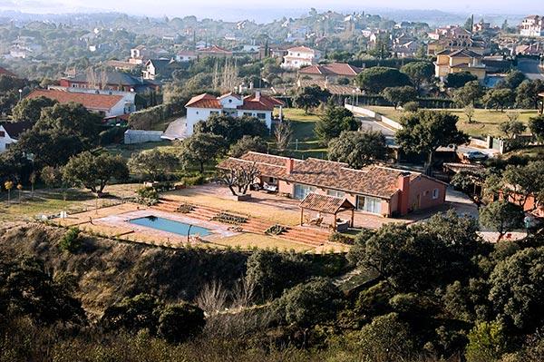 Ambassador agencia inmobiliaria madrid venta de casas - Molino de la hoz ...