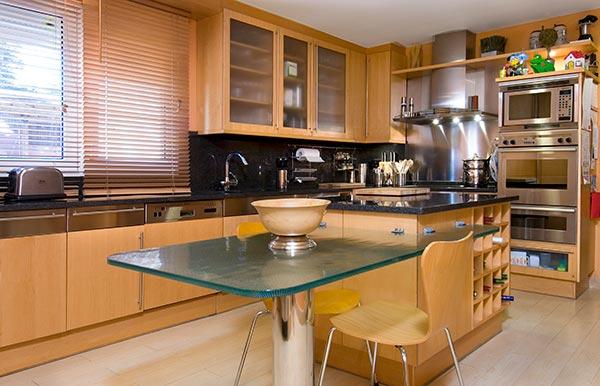 Ambassador agencia inmobiliaria madrid venta de casas for Muebles de cocina tipo isla