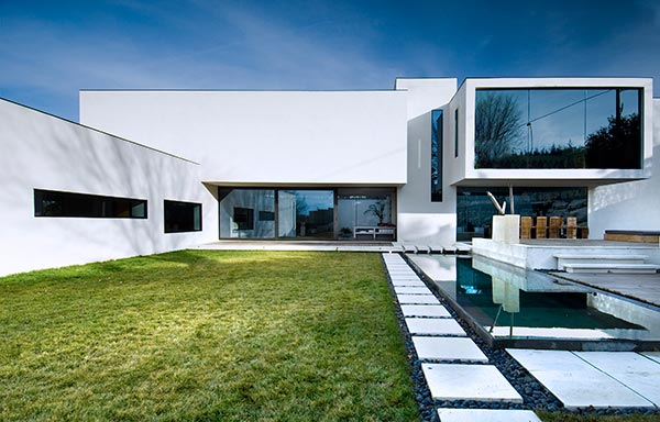 Ambassador agencia inmobiliaria madrid venta de casas Disenos de chalets modernos