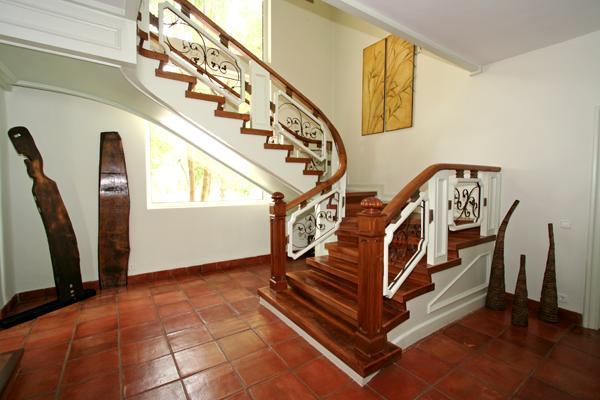 Barandales madera para escaleras interiores asset - Barandales de madera exteriores ...