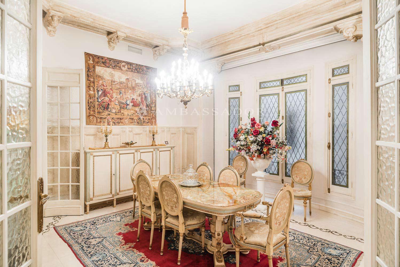 Fantástico y espectacular salón-comedor