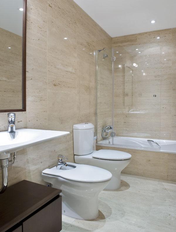 Baños Modernos Marmol:Bano De Marmol
