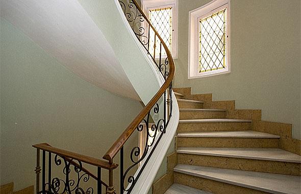 Ambassador referencia p13860 - Escaleras de forja interiores ...