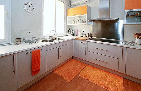 Cocina con ventanas grandes: las estancias de tu nuevo hogar ideas ...