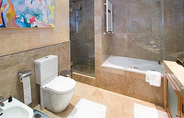 Ambassador referencia p14139 for Banos marmol beige