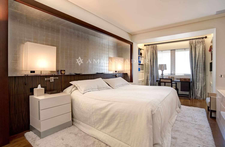 Ambassador destacados 5 estrellas viviendas de lujo en - Papel pintado dormitorio principal ...