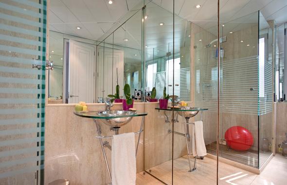 Ambassador Real Estate - Chalet en Chamberí - Almagro P14895