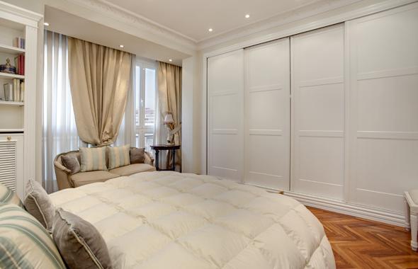 Ambassador real estate - Armario dormitorio blanco ...