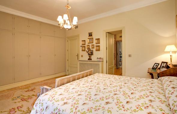 Suite principal con fantásticas vistas y grandes armarios empotrados