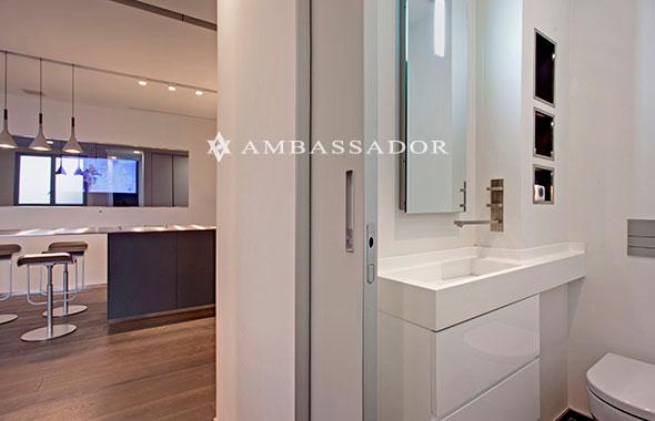 Ambassador real estate - Bano de cortesia ...
