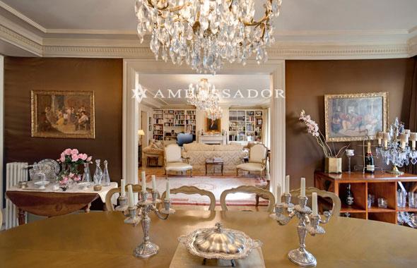 Ambassador Real Estate Piso En Salamanca Prime P6336