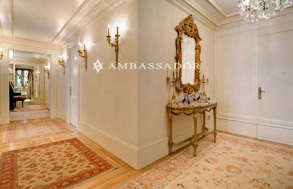 Ambassador real estate piso en salamanca prime p6336 - Color marfil en paredes ...